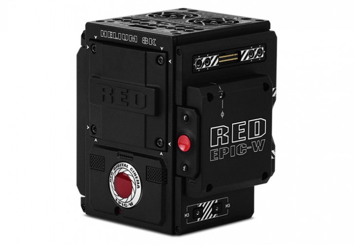Red Epic W