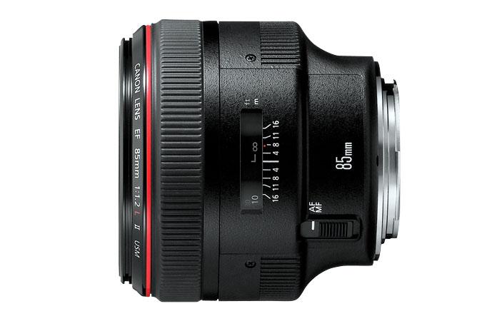 Canon L Series Primes