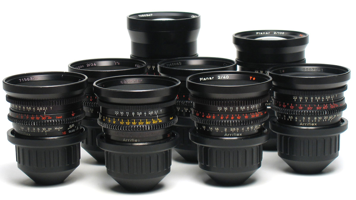 Zeiss Standard Speed Set T 2.1